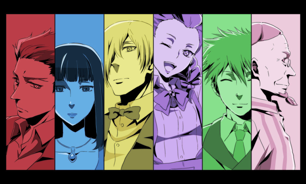 personnage-Death Parade