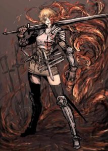 Jeanne d'arc-Drifters