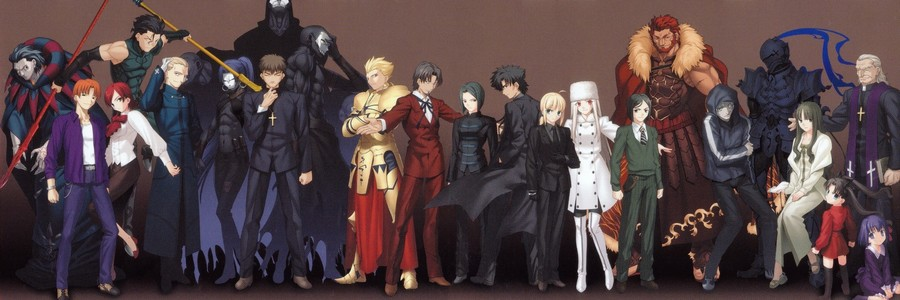 Fate-zero-personnages