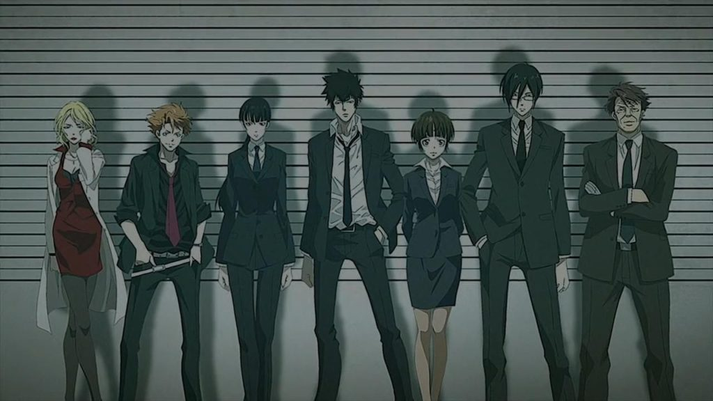 Psycho-pass-personnages