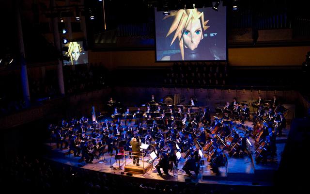 la musique-concert symphonique