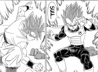 Dragon Ball Super-duel