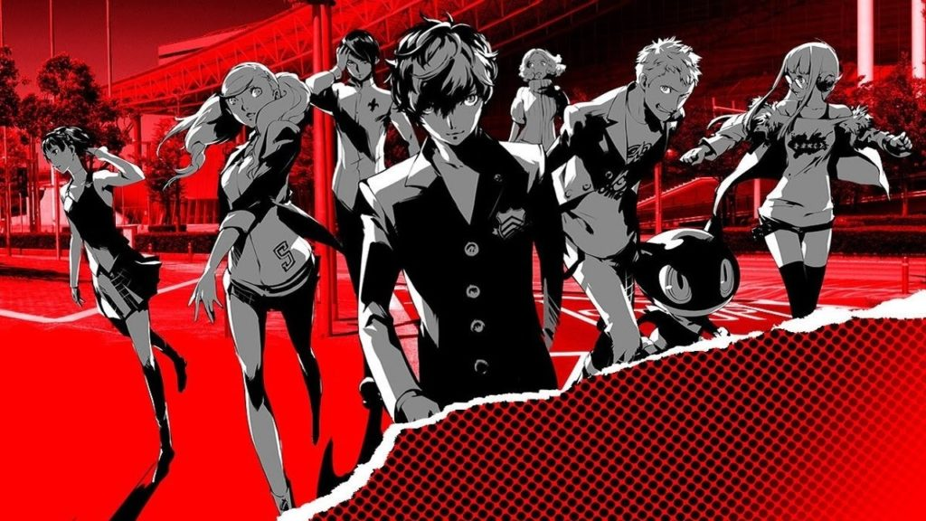 Persona 5-Phantom Thieves