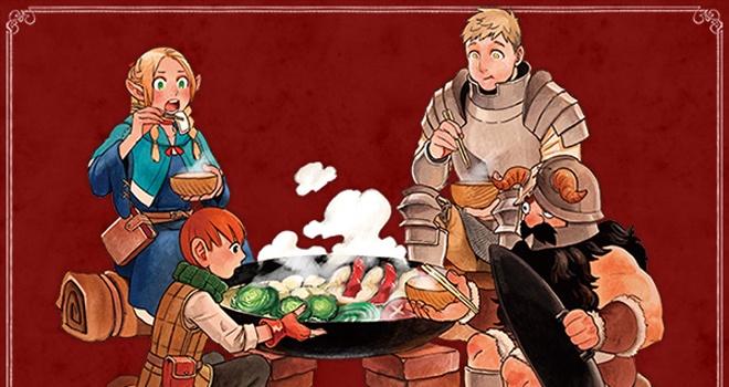 Gloutons & Dragons-équipe