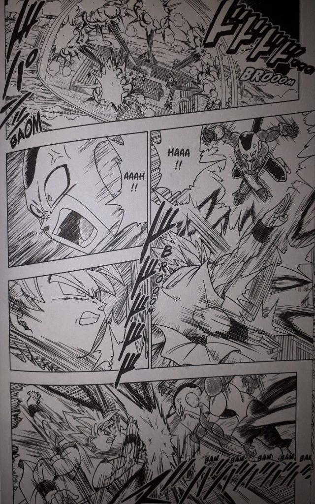 Dragon Ball Super tournoi