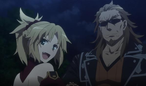 Fate Apocrypha-servant-master
