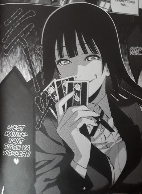 Gambling School-Yumeko