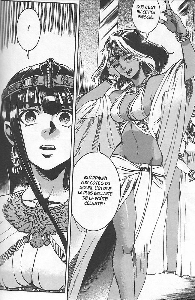 Reine d'Egypte-Sothis