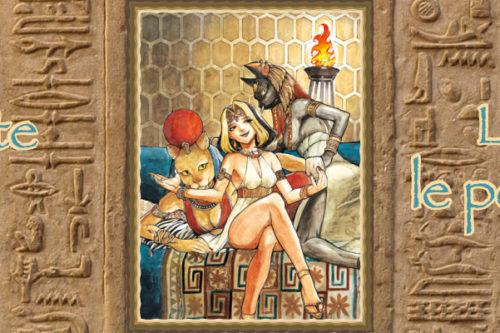 Reine d'Egypte tome 2