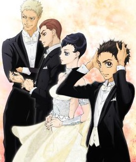 Ballroom-personnages