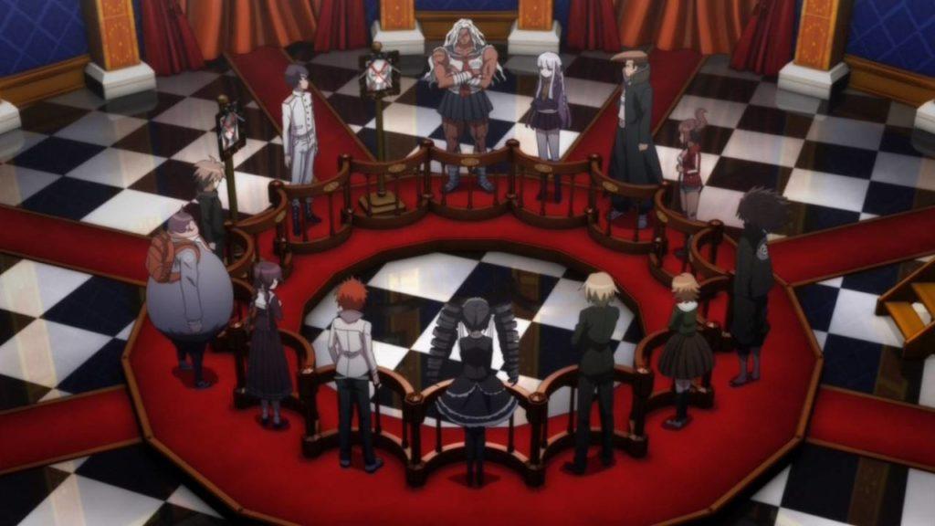 Danganronpa-Class Trial