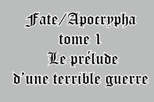 Fate-Apocrypha