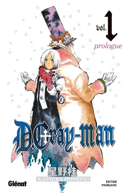 D Gray Man-Halloween