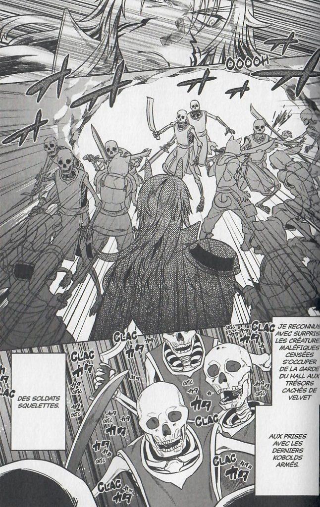 Re-Monster affrontement