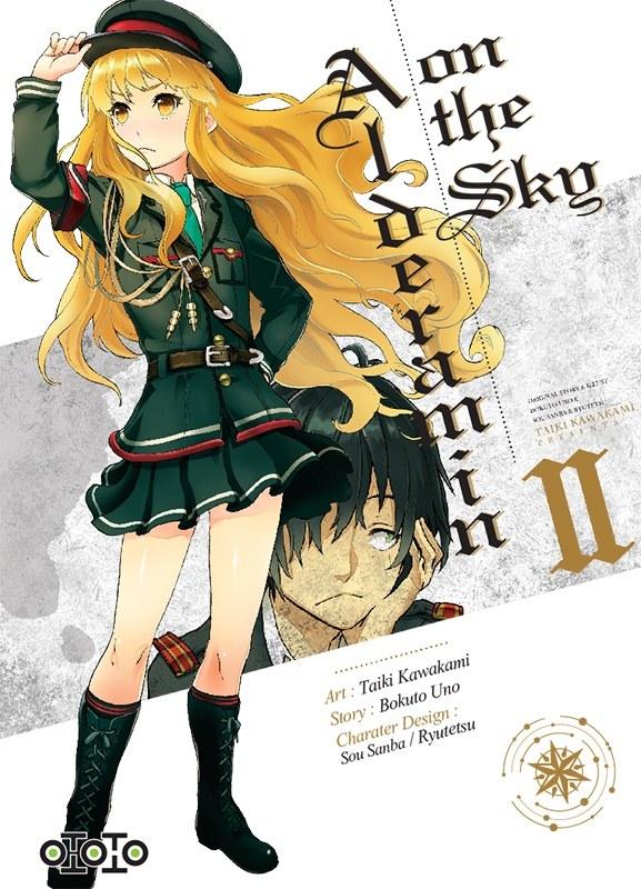 Alderamin 2- sélection manga