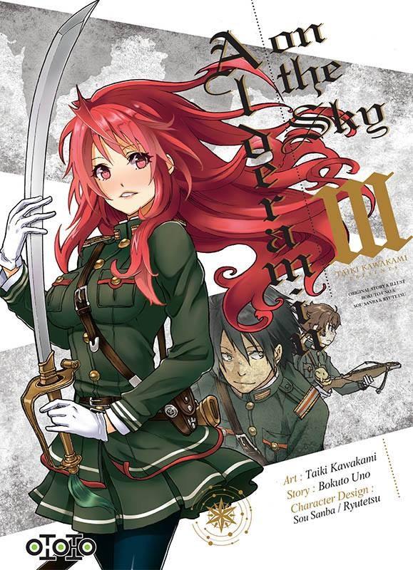 Alderamin 3- sélection manga