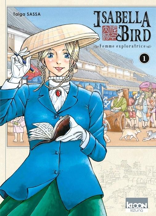 Isabella Bird 1-sélection manga