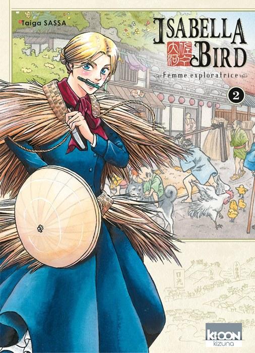Isabella Bird 2-sélection manga