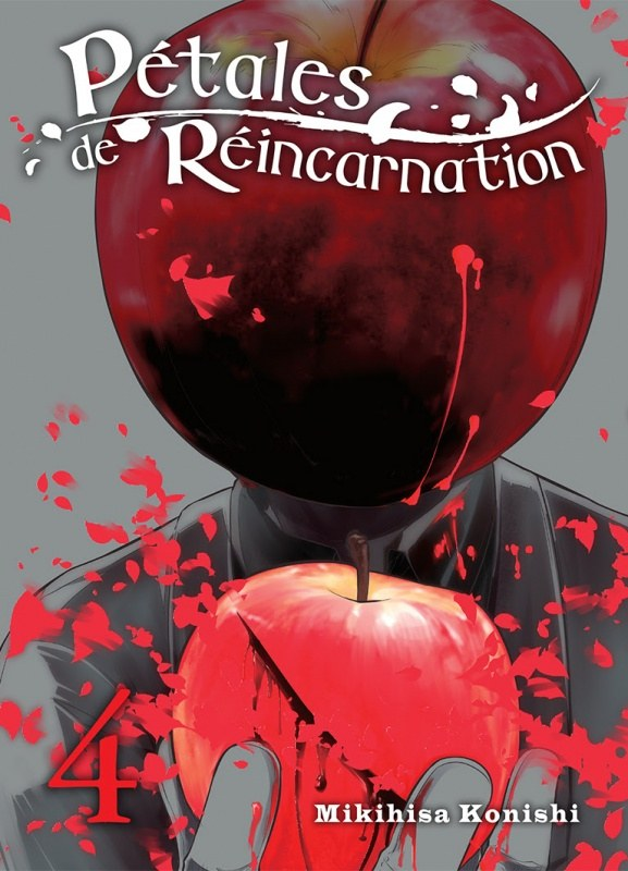 Pétales de réincarnation 4-sélection manga