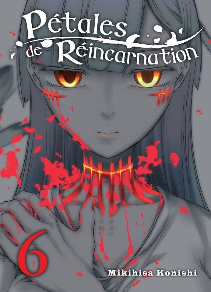 Pétales de réincarnation 6-sélection manga