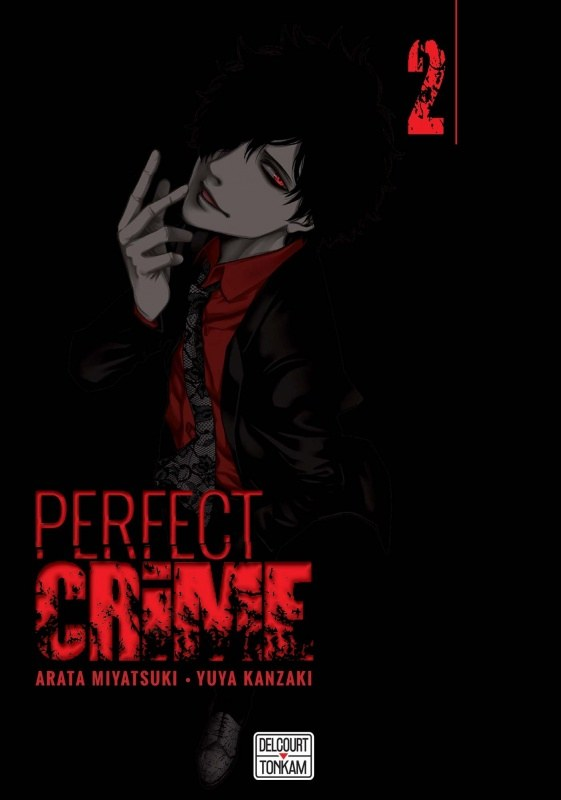 Perfect Crime 2-sélection manga
