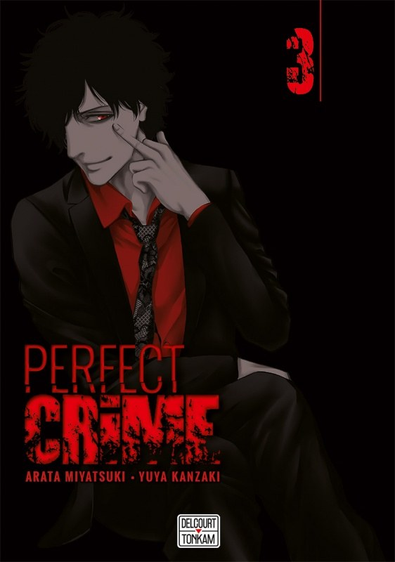 Perfect Crime 3-sélection manga