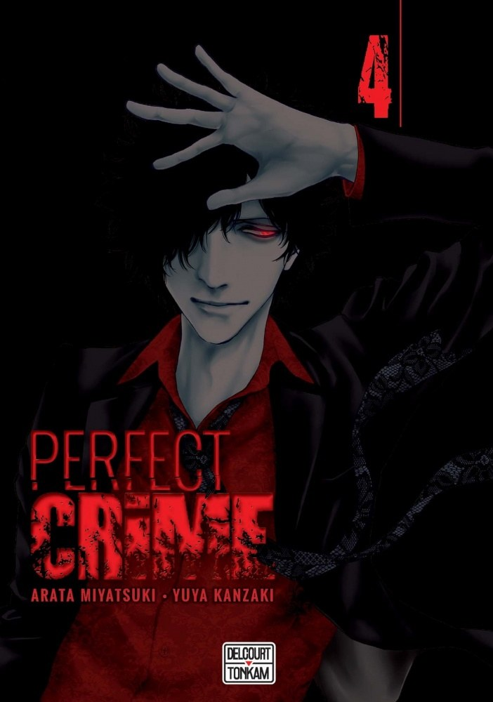 Perfect Crime 4-sélection manga