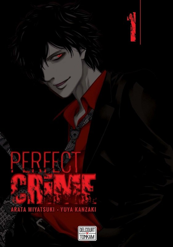Perfect Crime 1-sélection manga