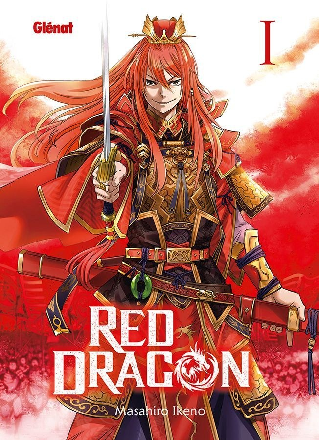 Red Dragon 1-sélection manga