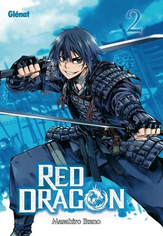 Red Dragon 2-sélection manga