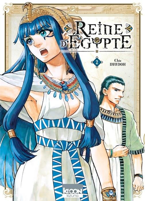 Reine d'Egypte 2-sélection manga