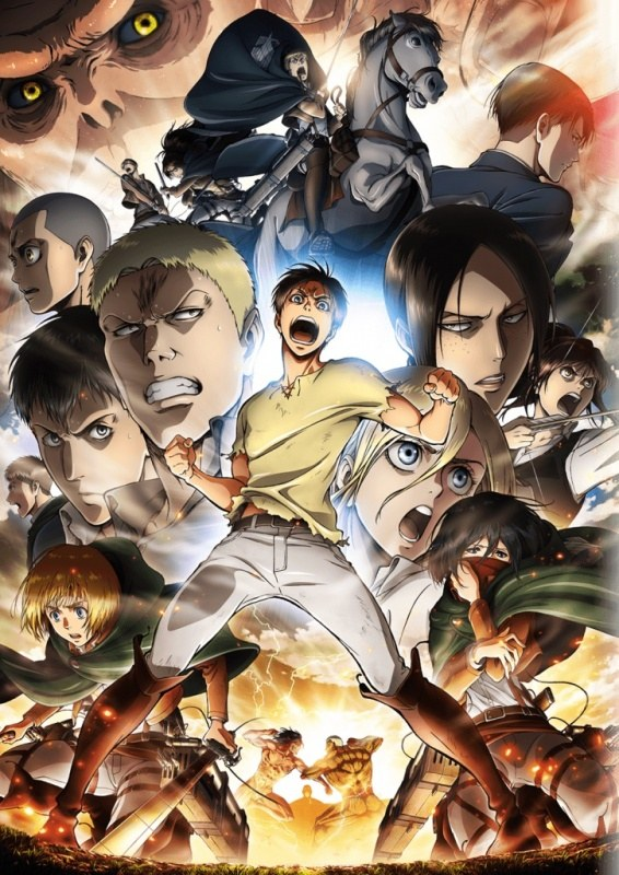 Shingeki no Kyojin-sélection anime