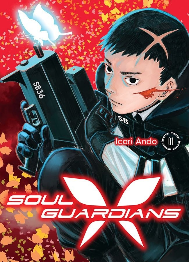 Soul Guardians 1-sélection manga