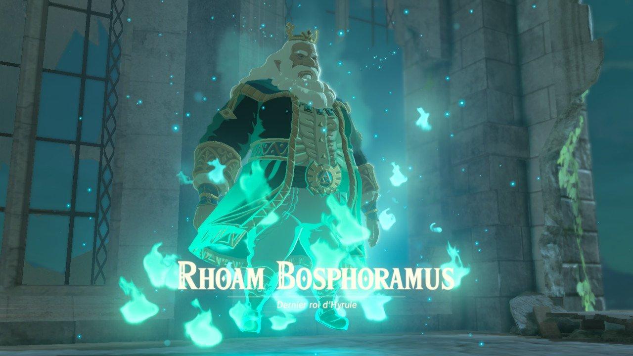 L'ancien roi d'Hyrule