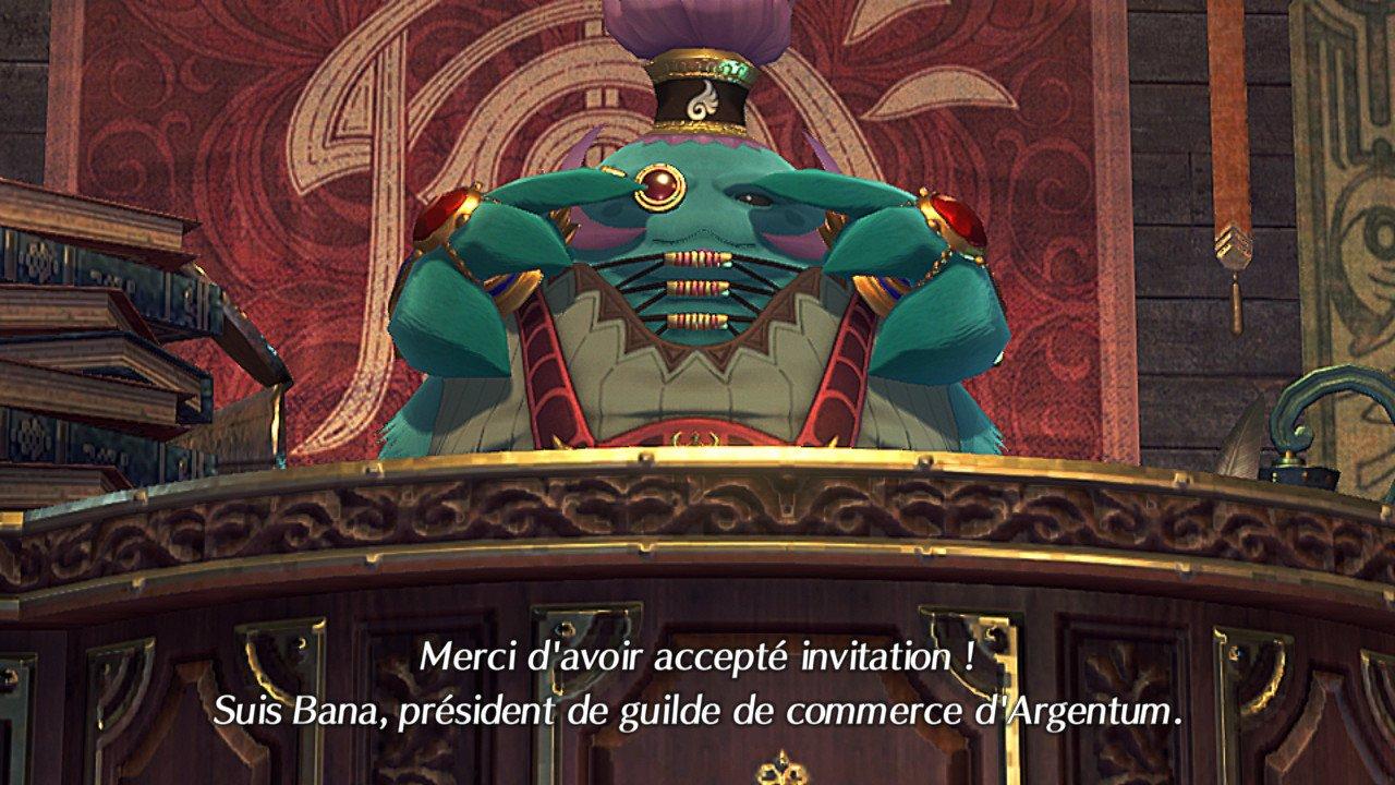 Le président Bana