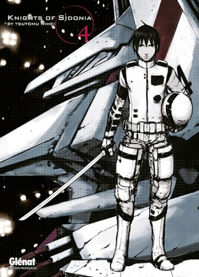 Knight of Sidonia 4-carnet de voyage