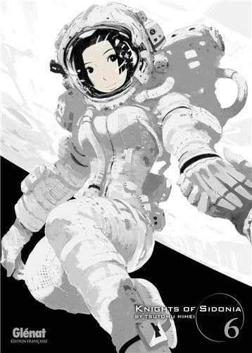 Knight of Sidonia 6-carnet de voyage