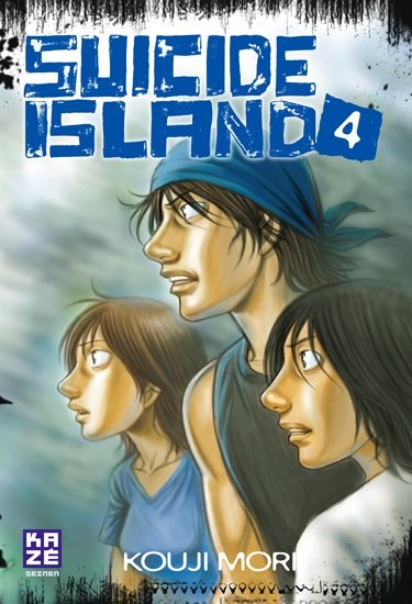 Suicide Island 4-carnet de voyage