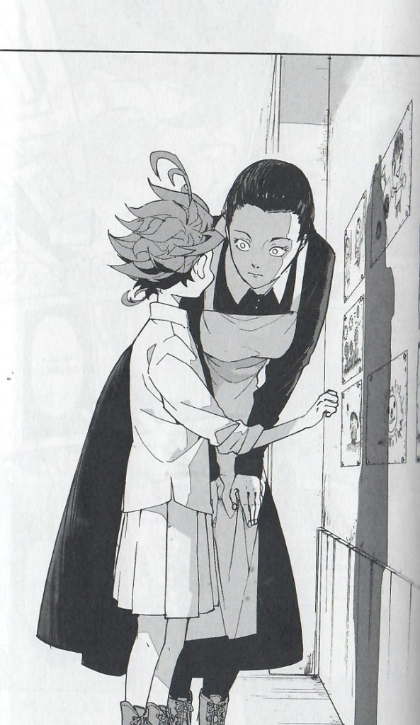 The Promised Neverland-maman