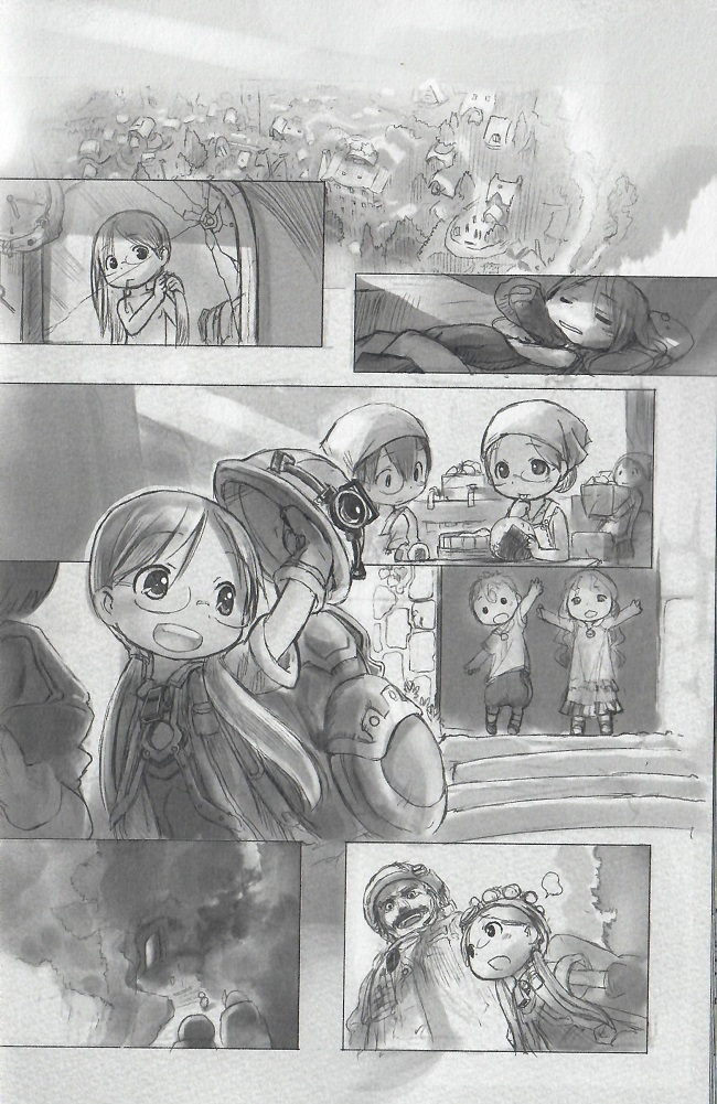Made in Abyss-Rico