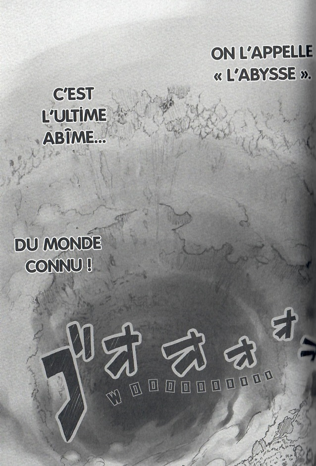 Made in Abyss-abîme