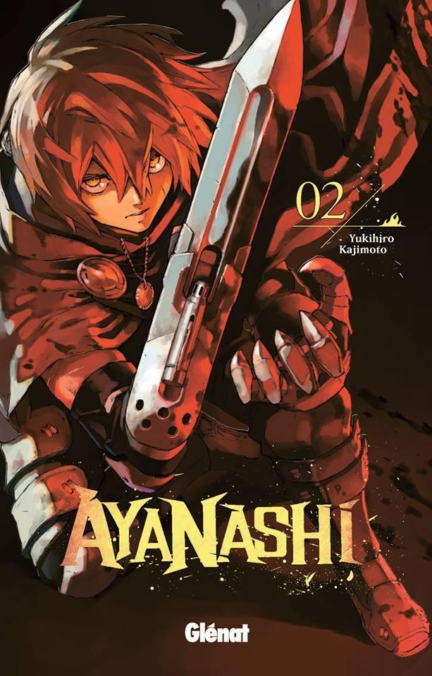 Ayanashi 2-carnet otaku