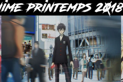 Bilan anime printemps 2018–wakanim
