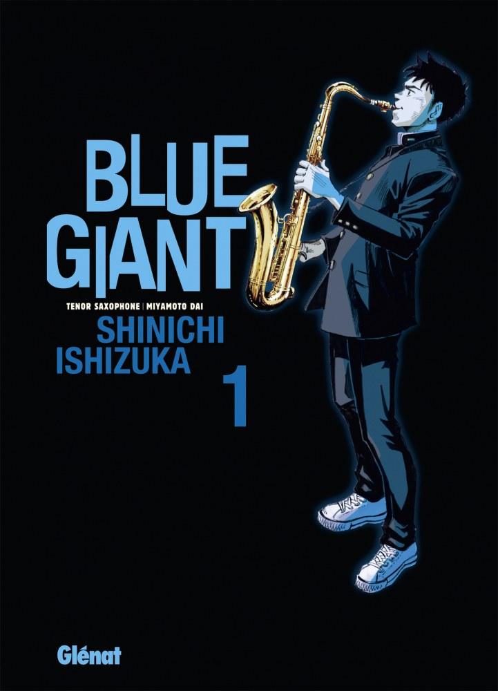 Blue Giant 1-carnet otaku