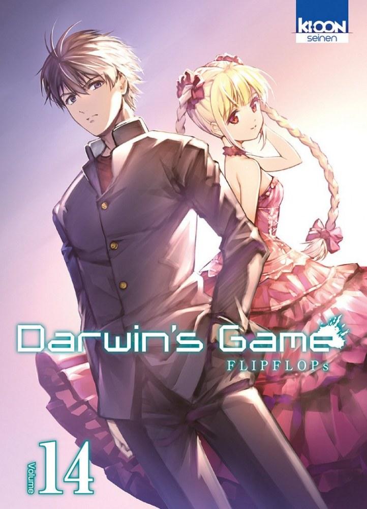 Darwin's Game 14 - carnet otaku