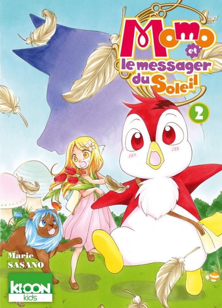 Momo et le messager du Soleil 2 - carnet otaku