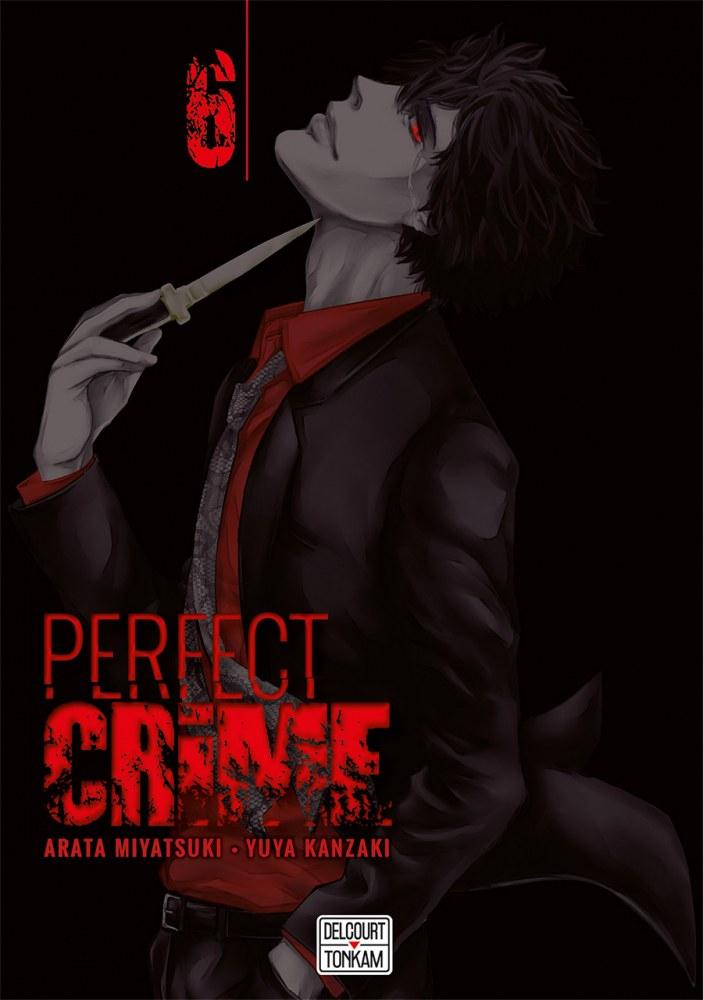 Perfect Crime 6-carnet otaku