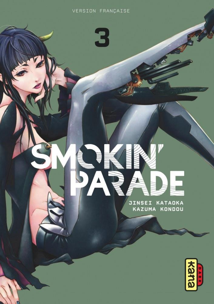 Smokin' Parade 3-carnet otaku