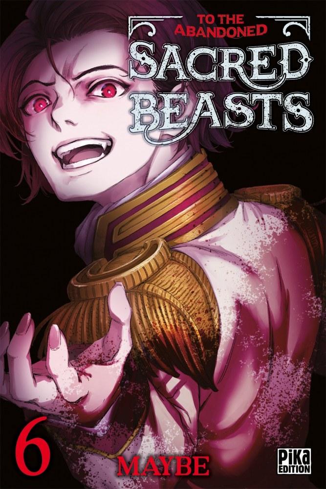 To the Abandoned Sacred Beasts 6-carnet otaku