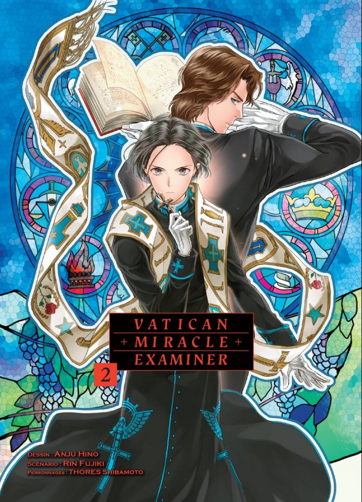 Vatican Miracle Examiner 2-carnet otaku